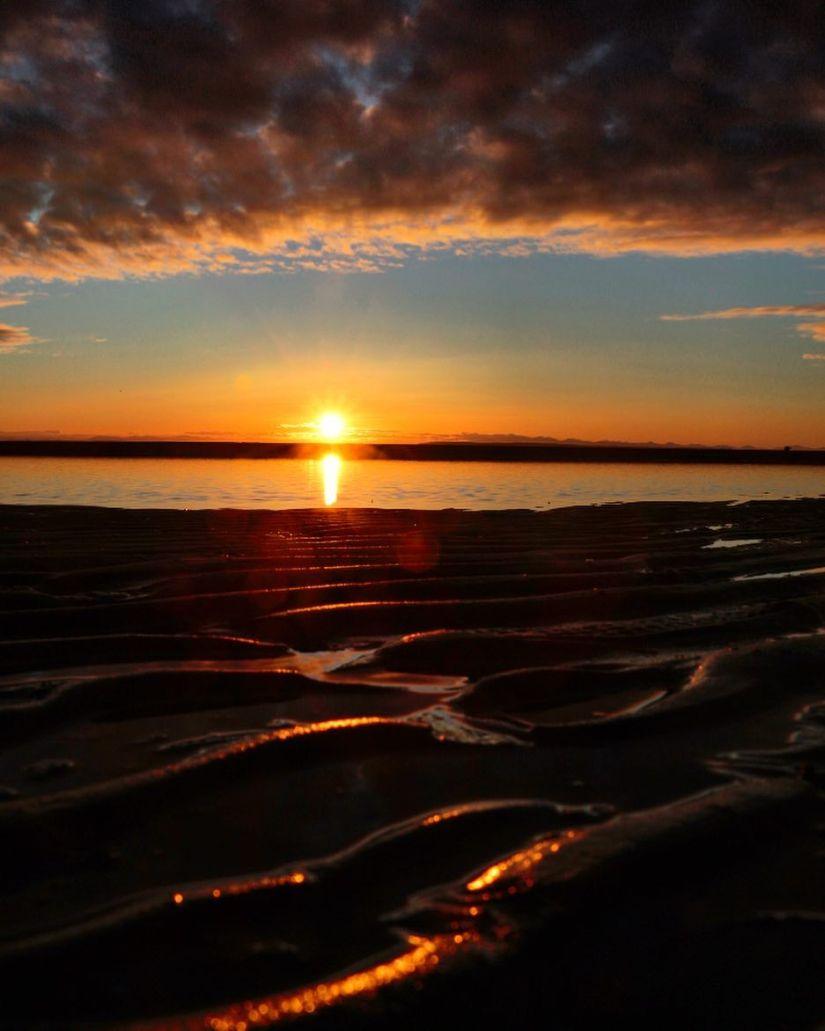 sunset-bokeh-waves-white-rock-canada-